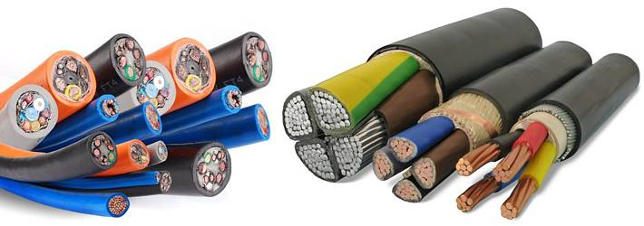 Electrical Wire & Cables (Industrial & Marine Application) - Field ...